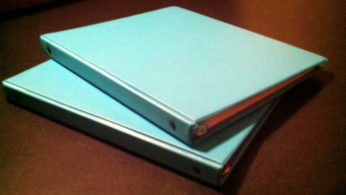 Long live the trapper keeper living simply loving deeply for Trapper keeper 2 sewn binder with exterior storage