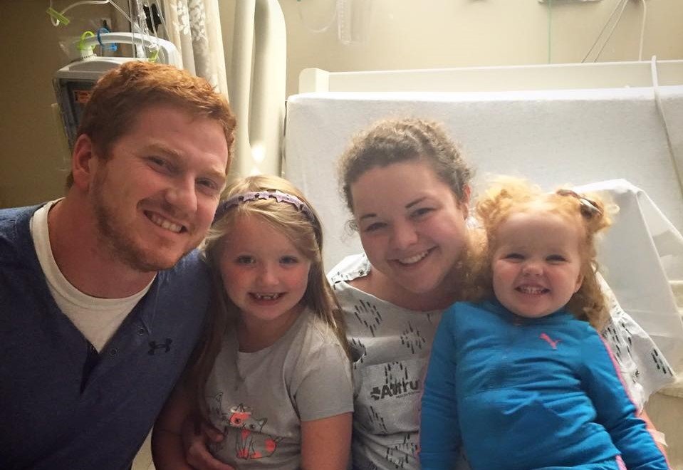 Family pic in hospital (2)