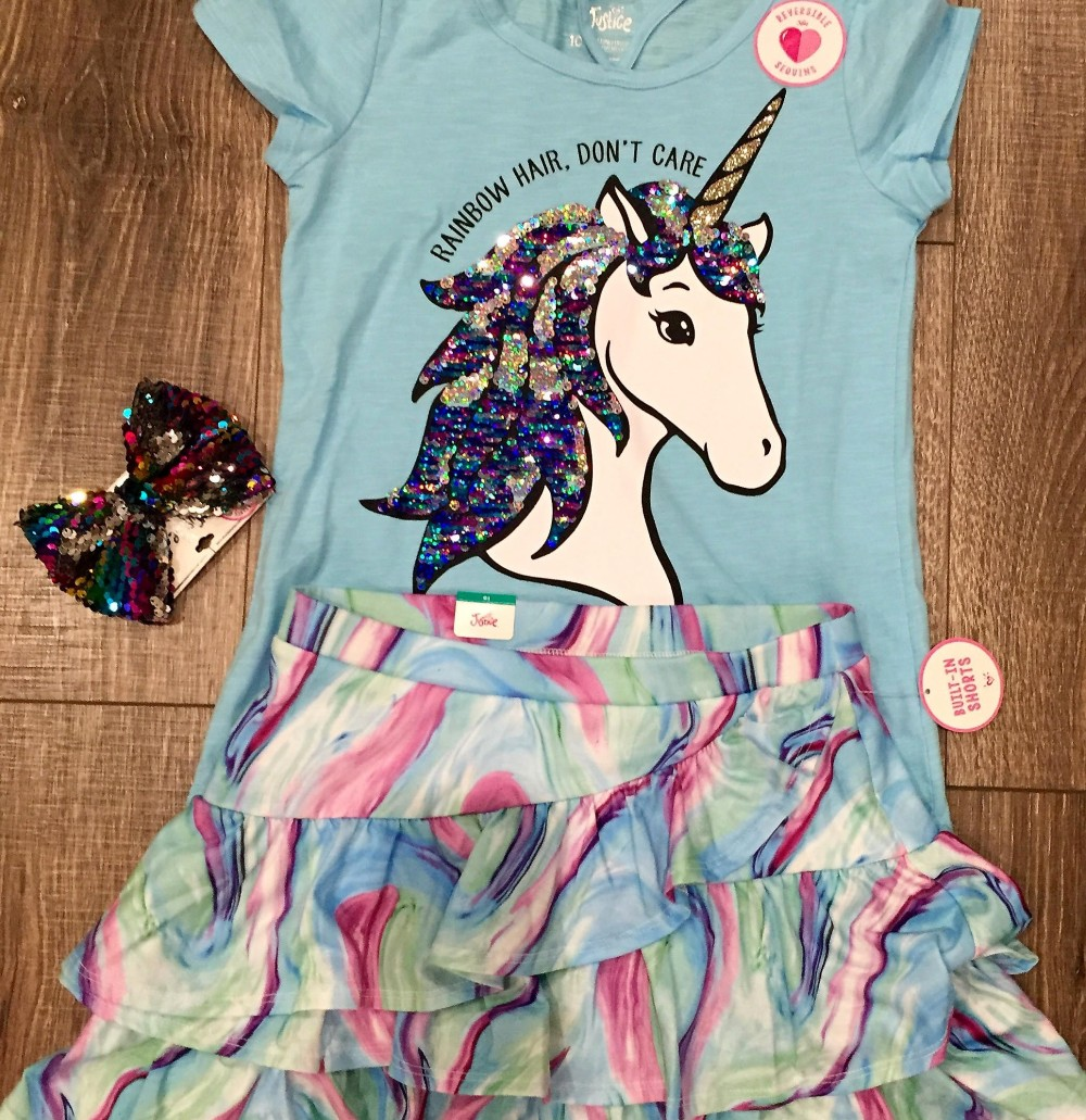 Unicorn outfit (2)